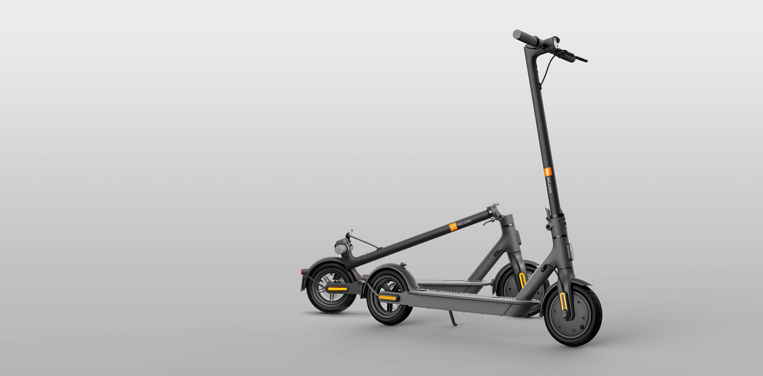E scooters - Green E Wheels