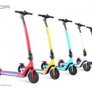 Joyor X1 Electric Scooter - Green E Wheels