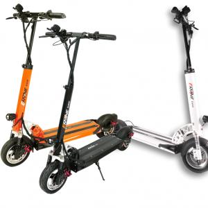 Emove Cruiser Electric Scooter - Green E Wheels