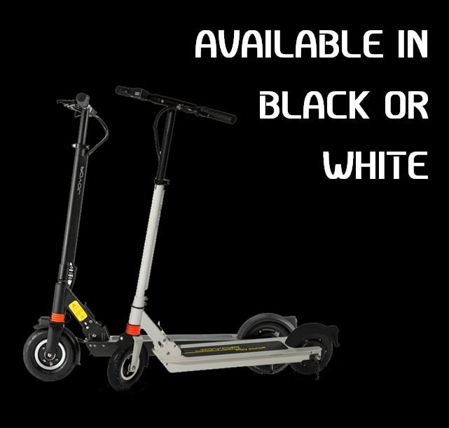 Joyor F3 Scooter fold black or white