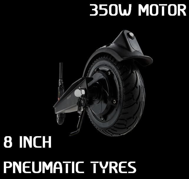 Joyor F3 Scooter tyres