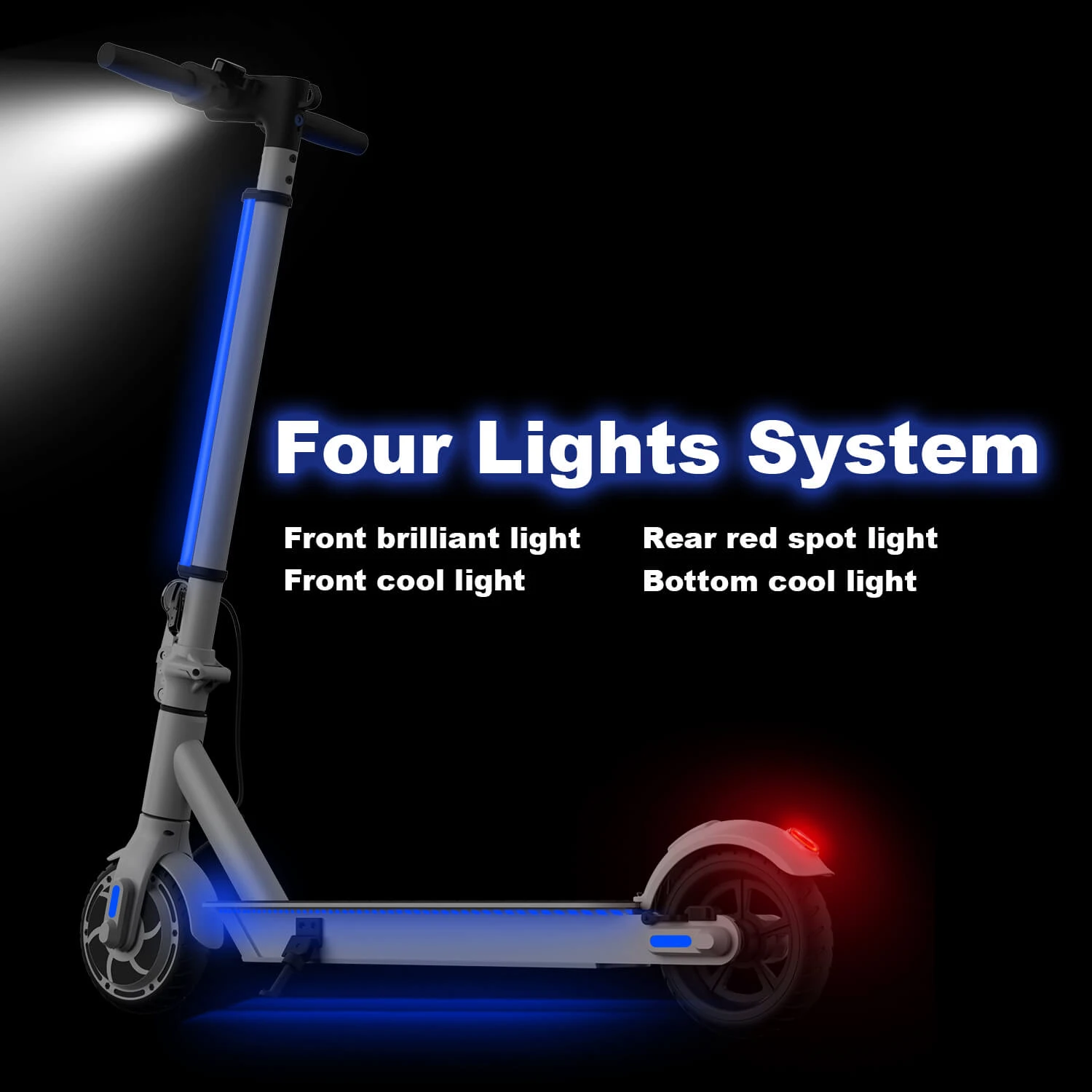 HIBOY S2 lite E-Scooter stable and durable