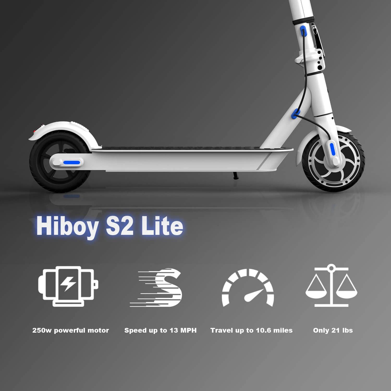 HIBOY S2 lite E-Scooter 3