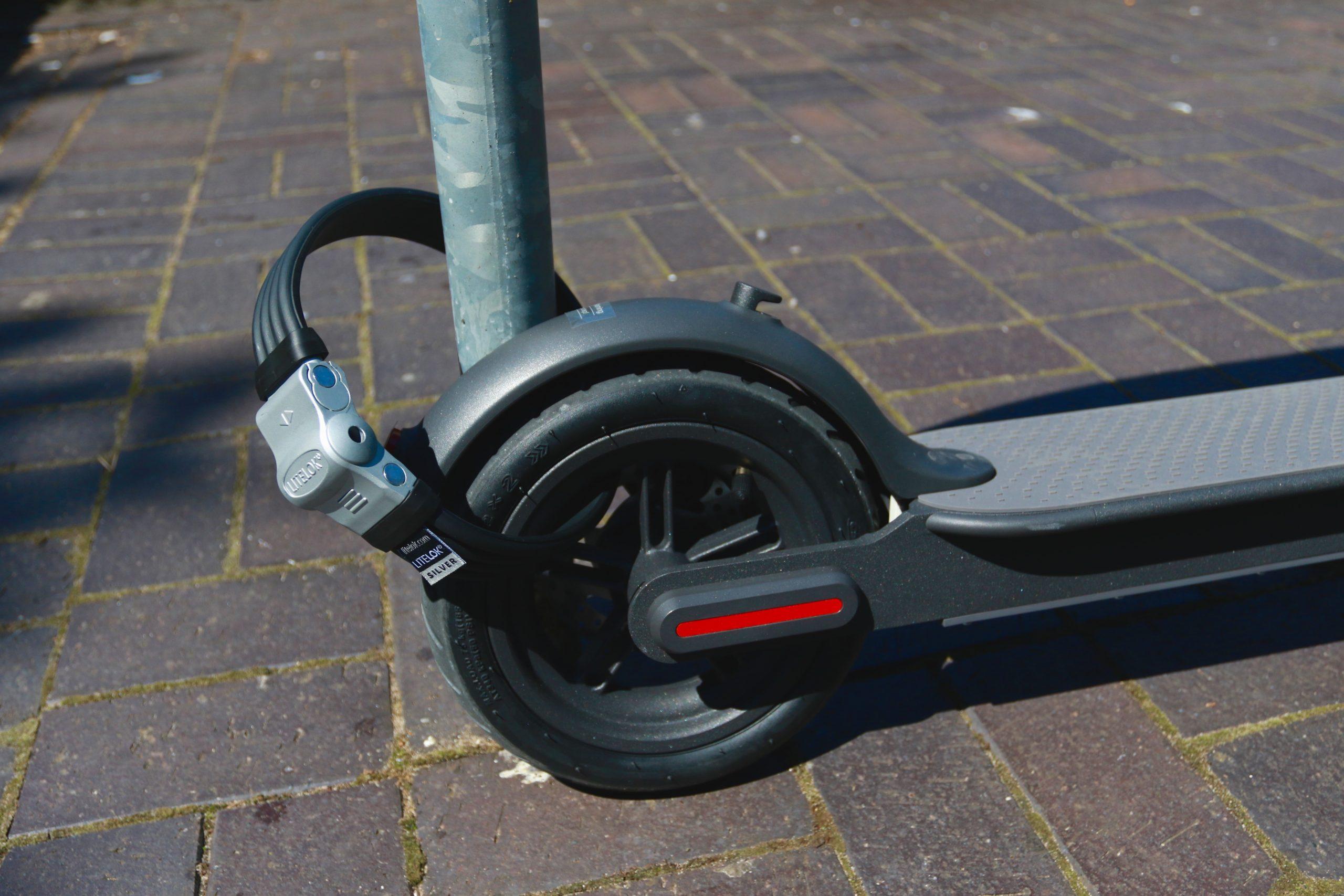 scooter litelok 1