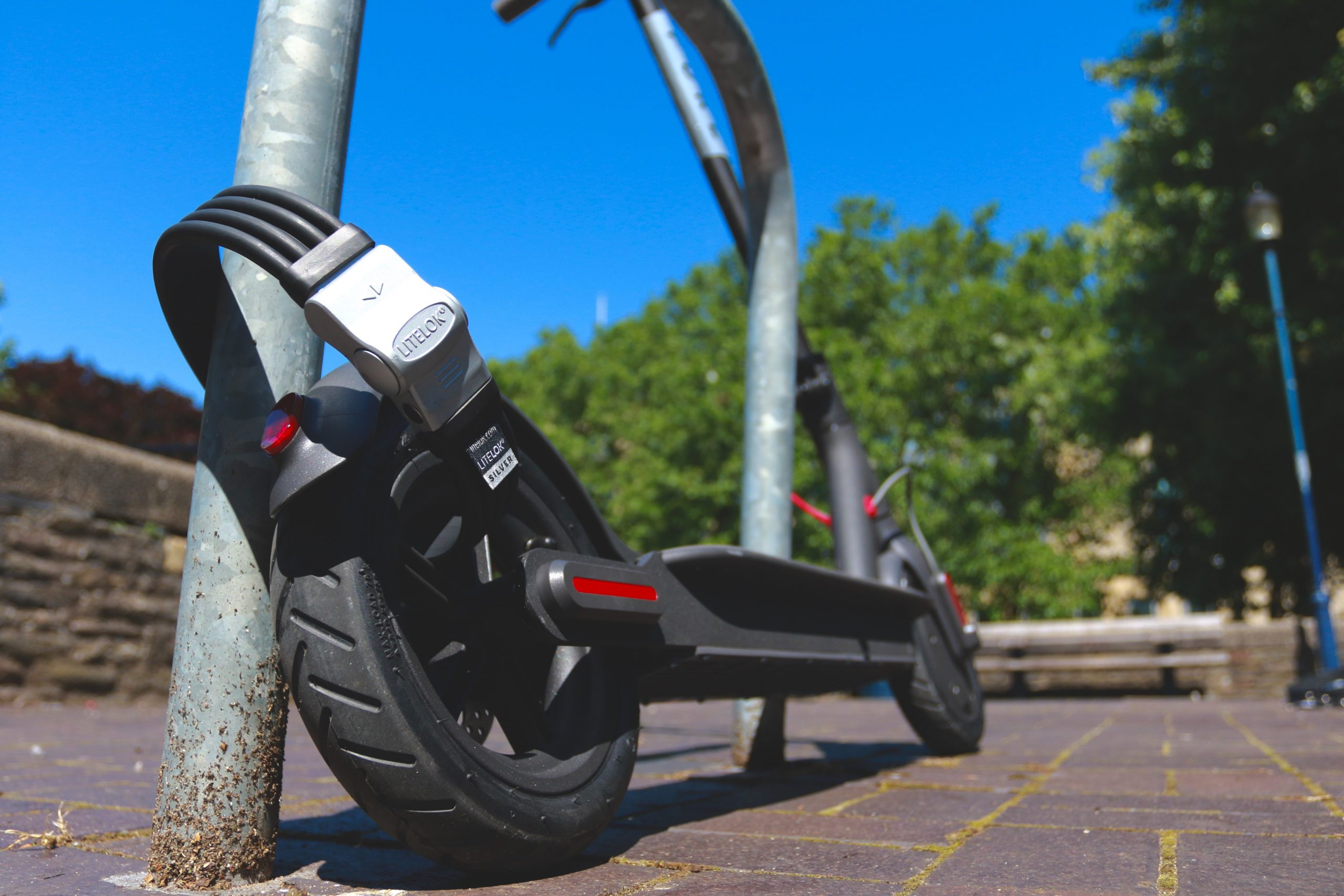 scooter litelok 2