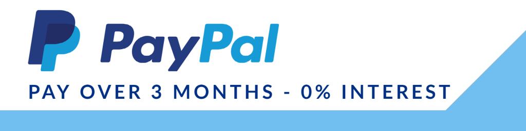 PayPal pay in three months
